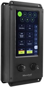 Marshall Electronics CV-RCP-V2 Marshall  5 inch TFT Touchscreen RCP Camera Control w/Adjust & Match & XLR