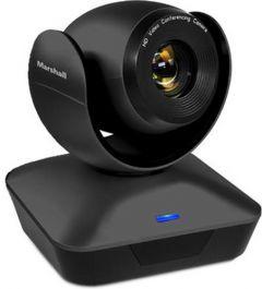 Marshall Electronics CV610-UB Marshall AV-CV610-U2 PTZ USB 2.0 10x (4.7-47mm) 5MP Streaming Camera (1080p 720p 480p) - USB 2.0 UVC Protocols - Black