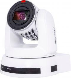Marshall Electronics CV630-IPW UHD30 IP PTZ 30x Optical Zoom 8.5mp (1/2.5 Inch) Camera (4.6 135mm) - White