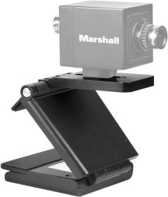 Marshall Electronics CVM-5 Marshall  Universal 1/4 Inch-20 Camera Clip Mount for Monitors Desks & Dividing Walls