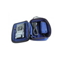 Blueshape CVTR1M Mini travel charger for Vlock batteries, 3.5A,...