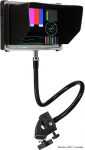 Delvcam Monitor Systems DELV-FLEX Delvcam 22 Inch Gooseneck with Clamp For LCD Field Monitors - Action Cams and More!