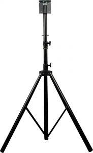 Delvcam Monitor Systems DELV-LCD1 Delvcam  Combo Speaker Stand & LCD VESA 75/100 Monitor Mount