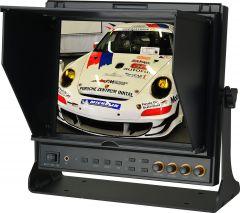 Delvcam Monitor Systems DELV-SDI-10 Delvcam SDI-10 9.7 Inch 3G-SDI Video Monitor with Dual HDMI Input and 1 HDMI Output