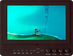 Delvcam Monitor Systems DELV-SDI-7 Delvcam  Advanced Function 7-Inch 3G-SDI Camera-Top LED Monitor w/ HDMI