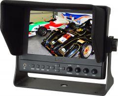 Delvcam Monitor Systems DELV-WFORM-7SDI Delvcam DELV-WFORM-7 7 Inch Camera-top SDI Monitor with Video Waveform