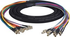 Laird Digital Cinema DIN-10SNK-10 Laird  Gepco VS10230 3G/HD-SDI 10-Channel DIN 1.0/2.3 Video Snake Cable - 10 Foot