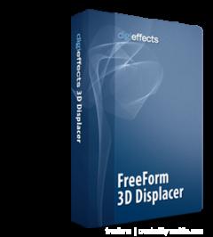 DigiEffects FreeForm 3D Displacer - DE-FFD