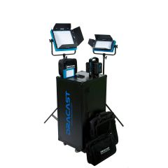 Dracast The Portrait Plus Bi-Color 3 light Kit