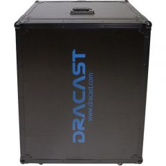 Dracast Large Hard Case w/ Castor Wheels