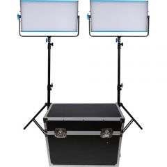 Dracast 2x SILQ3000B LED Light Kit (Bi-Color)
