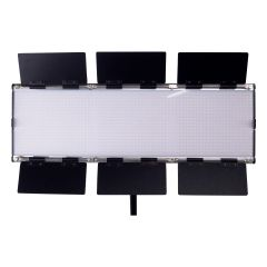 Dracast S Series LED1500 PLUS Daylight Panel w/V-Mount Battery Plate