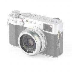 NiSi UHD UV for Fujifilm X100/X100S/X100F/X100T/X100V (Silver) - NISI-X100V-SIL