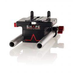 Shape DSLR Kirk Neff baseplate 2.0 - DSLRKNBPLT2.0