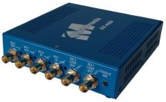 Microtronix DX-4400-TI-2K SD/HD/2K/4K 3G-SDI Text & Graphics Inserter w PIP OSD & SDI Loop Output