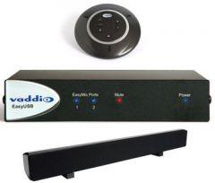 Vaddio 999-8620-000 EasyTALK Audio Bundle System A