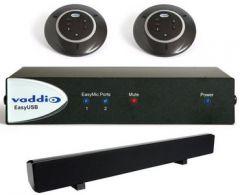 Vaddio 999-8630-000 EasyTALK Audio Bundle System B