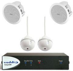 Vaddio 999-8640-000 EasyTALK Audio Bundles System C