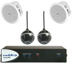 Vaddio 999-8645-000 EasyTALK Audio Bundles System D