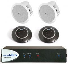 Vaddio 999-8650-000 EasyTALK Audio Bundles System E