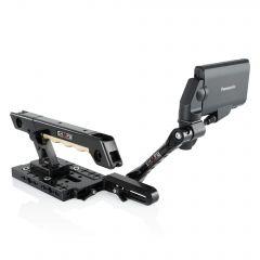 Shape Panasonic Au-Eva1 handle EVF mount - EVAHVF