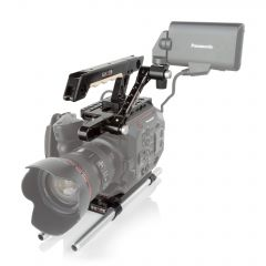 Shape Panasonic Au-Eva1 15 mm LW handle EVF mount - EVALWBT