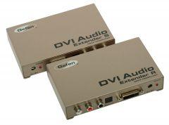 Gefen Inc EXT-DVI-AUDIO-CAT5 Gefen  DVI Audio Extender-Transmit Up To 150 FT