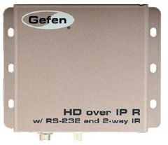 Gefen Inc EXT-HD2IRS-LAN-RX Gefen  HDMI over IP with RS-232 and Bi-Directional IR - Receiver