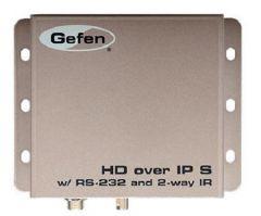 Gefen Inc EXT-HD2IRS-LAN-TX Gefen  HDMI over IP with RS-232 and Bi-Directional IR - Sender