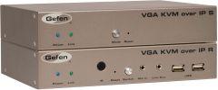 Gefen Inc EXT-VGAKVM-LANRX Gefen  VGA KVM over IP Extender - Receiver