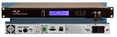 Thor Fiber CATV RF Over Fiber Transmitter 45-870 MHz with +4db output power - F-RF-1310-Tx-4mW