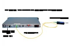 Thor Fiber CATV Fiber Break Solution that includes Thor Transmitter and Receiver  - F-RF-BR
