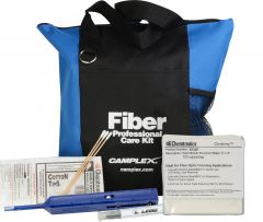 Camplex FIBERCLEAN-1-INT Fiber Optic Cleaning Kit for LEMO Type SMPTE 304/311M Hybrid Connectors - International Edition