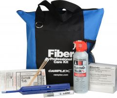 Camplex FIBERCLEAN-1 Fiber Optic Cleaning Kit for LEMO Type SMPTE 304/311M Hybrid Connectors