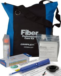 Camplex FIBERCLEAN-2  Neutrik OpticalCON and LC Fiber Optic Connector Cleaning Kit