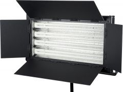 Flolight Remote Wireless Dimmable 4 tube Fixture Includes 5400K Daylight Tubes FL-220AWD