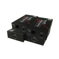 Avenview FO-HDM4K-200-EMIX-R 4K@60Hz HDMI 2.0 Extender over...