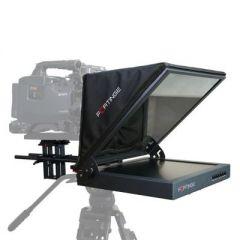 Fortinge PROS12-HB 12'' Studio Prompter Set with HDMI, VGA, BNC Input (High Brightness)