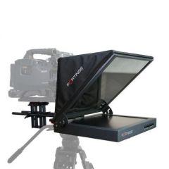 Fortinge 15'' Studio Prompter Set with HDMI, VGA, BNC, SDI Input (High Brightness)