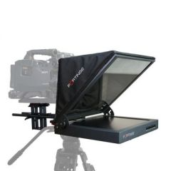 Fortinge 17'' Studio Prompter Set with HDMI, VGA, BNC, SDI Input (High Brightness)