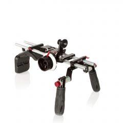 Shape Sony FS5, FS5M2 bundle rig with FFPRO - FS5BRFFP
