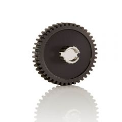 Shape 0.8 mm pitch 43 teeth aluminum gear for FFPRO - G043-0.8PRO