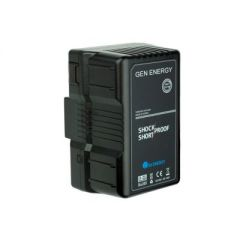 GEN ENERGY 290Wh / 20Ah Li-Ion Gold Mount Battery