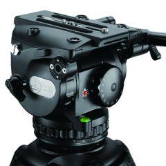 E-Image GH25 100mm Pro Fluid Video Head 55 lbs max ()