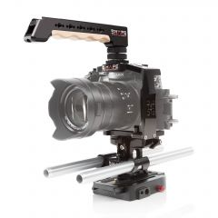 Shape Panasonic GH5 cage 15 mm LW rod - GH5ROD