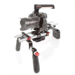 Shape Panasonic GH5 cage offset shoulder mount - GH5SM-OF