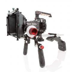 Shape Panasonic GH5 cage matte box follow focus shoulder mount - GH5SMKIT