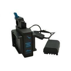 Indipro Tools GHS92 Dual Sony L-Series Power Pod System with Panasonic DMW-BLF19 Dummy Battery