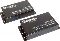 Gefen Inc GTB-UHD600-HBT Gefen  4K Ultra HD 600 MHz HDBaseT Extender with HDR and RS-232