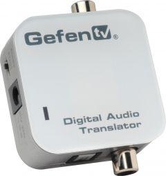 Gefen Inc GTV-DIGAUDT-141 GefenTV  Coaxial SPDIF/Toslink Digital Audio Converter